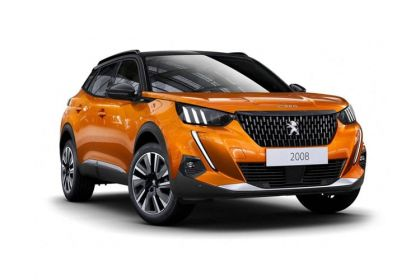 Lease Peugeot 2008 Car Contract Hire