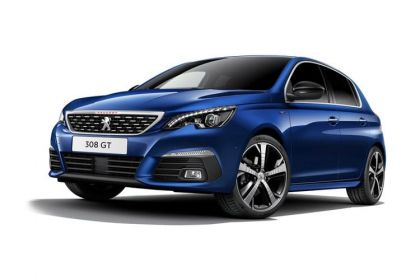 Lease Peugeot 308 Car Contract Hire
