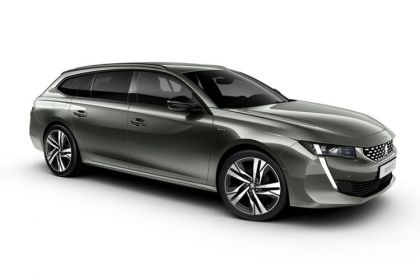 Lease Peugeot 508 Car Contract Hire