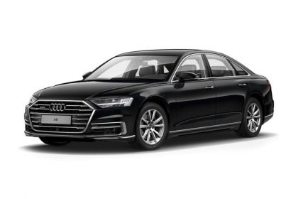 Lease Audi A8 Car Contract Hire
