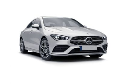 Lease Mercedes-Benz CLA Car Contract Hire