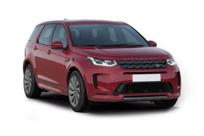 Lease Land Rover Discovery Sport Car Contract Hire