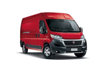 Fiat Ducato Van High Roof e-Ducato 35 MWB Elec 47kWh 90KW FWD 122PS  Van High Roof Auto [7kW Charger]