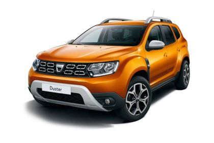 Lease Dacia Duster Car Contract Hire