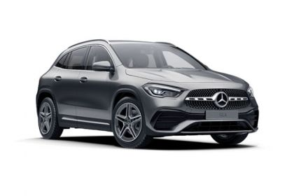 Lease Mercedes-Benz GLA Car Contract Hire