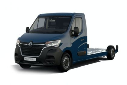 Renault Master Chassis Cab MWB 35 FWD Elec 33kWh 57KW FWD 77PS i Business Chassis Cab Auto