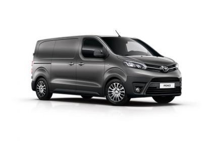 Lease Toyota PROACE Unlimited Mileage Lease