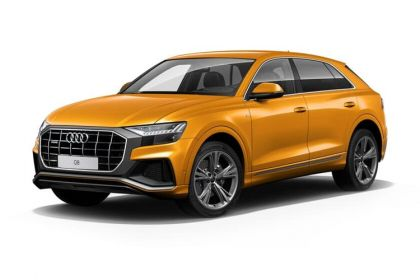Lease Audi Q8 Car Contract Hire