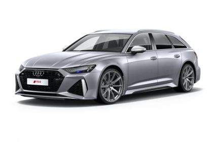 Lease Audi A6 Car Contract Hire