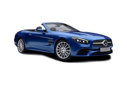 Lease Mercedes-Benz SL Car Contract Hire