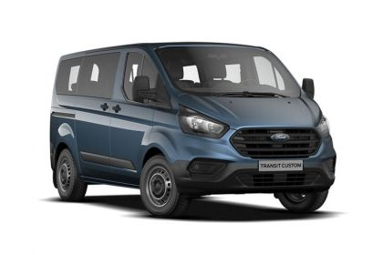 Ford Transit Custom Combi Kombi 320 L1 M1 1.0 EcoBoost PHEV 13.6kWh FWD 126PS Trend Combi Auto [9Seat]
