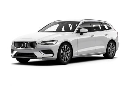 Lease Volvo V60 Car Contract Hire