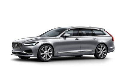Lease Volvo V90 Car Contract Hire