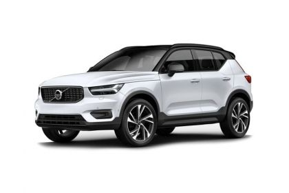 Lease Volvo XC40 Car Contract Hire