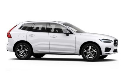 Lease Volvo XC60 Car Contract Hire