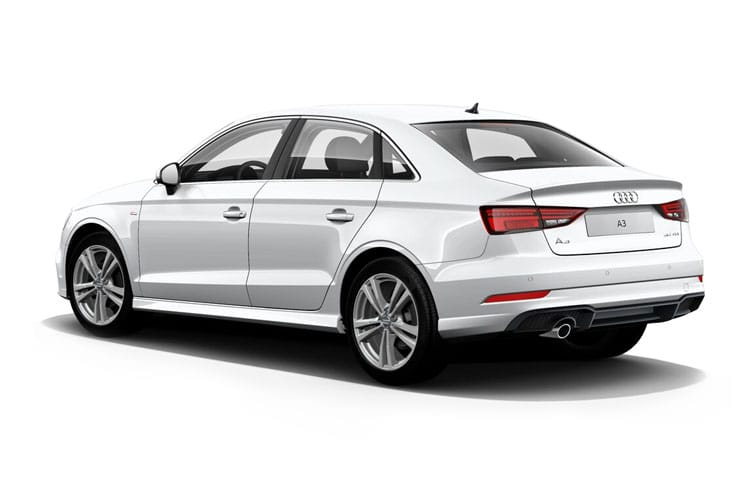 Audi A3 35 Saloon 4Dr 1.5 TFSI 150PS Edition 1 4Dr Manual [Start Stop] [Comfort Sound] back view