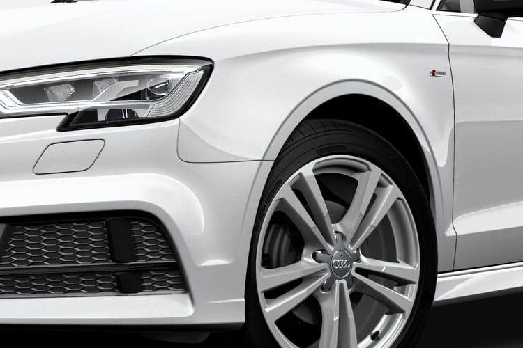 Audi A3 35 Saloon 4Dr 1.5 TFSI 150PS Edition 1 4Dr Manual [Start Stop] [Comfort Sound] detail view