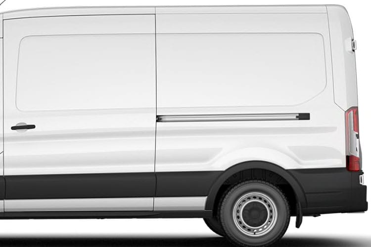 Ford Transit 290 L2 2.0 EcoBlue FWD 105PS Leader Van Medium Roof Manual [Start Stop] detail view