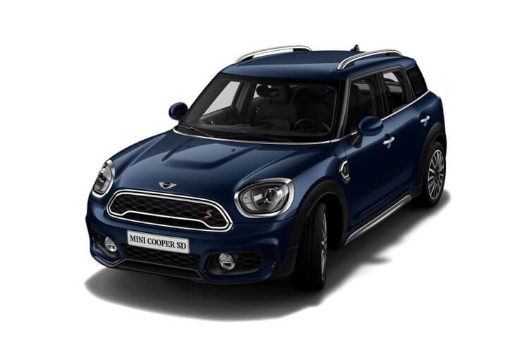 MINI Countryman Cooper All4 1.5  136PS Classic 5Dr Auto [Start Stop] front view