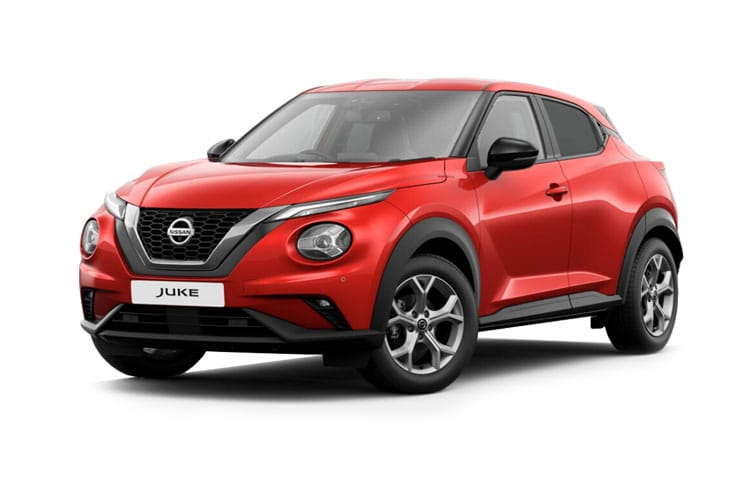 Nissan Juke SUV 1.0 DIG-T 114PS Acenta 5Dr Manual [Start Stop] front view