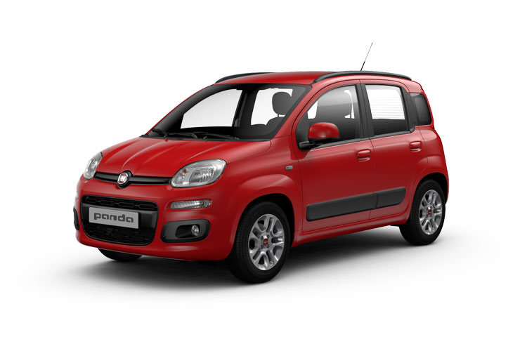 Fiat Panda Hatch 5Dr 1.0 MHEV 70PS City Life 5Dr Manual [Start Stop] front view