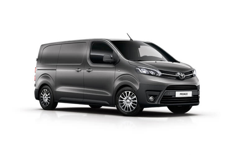 Toyota PROACE Compact 1.5 D FWD 100PS Active Van Manual front view