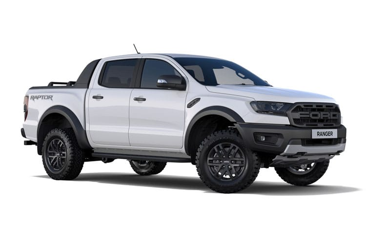 Ford Ranger PickUp Double Cab 4wd 2.0 EcoBlue 4WD 213PS Wildtrak Pickup Double Cab Auto [Start Stop] front view