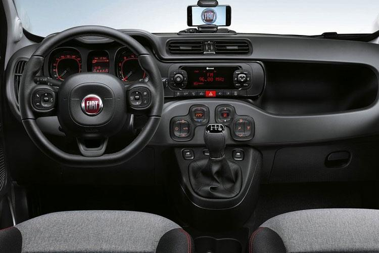 Fiat Panda Hatch 5Dr 1.0 MHEV 70PS City Life 5Dr Manual [Start Stop] inside view