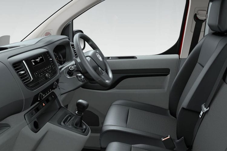 Vauxhall Vivaro L1 2700 1.5 Turbo D FWD 100PS Edition Van Manual [Start Stop] inside view