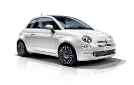 Fiat 500 Hatchback Car Contract Hire