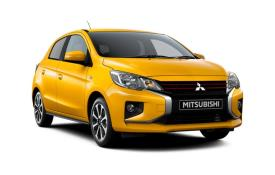 Mitsubishi Mirage Hatchback Car Contract Hire